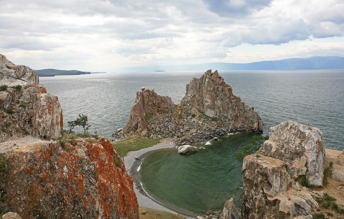 Ольхон-священный остров байкала :: это-хобой
