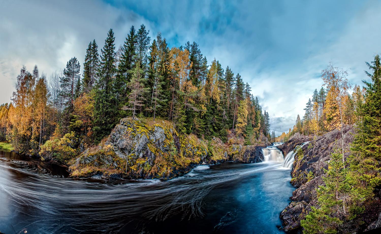 картинка водопада кивач ттх
