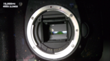Inside a photocamera at 10,000 fps