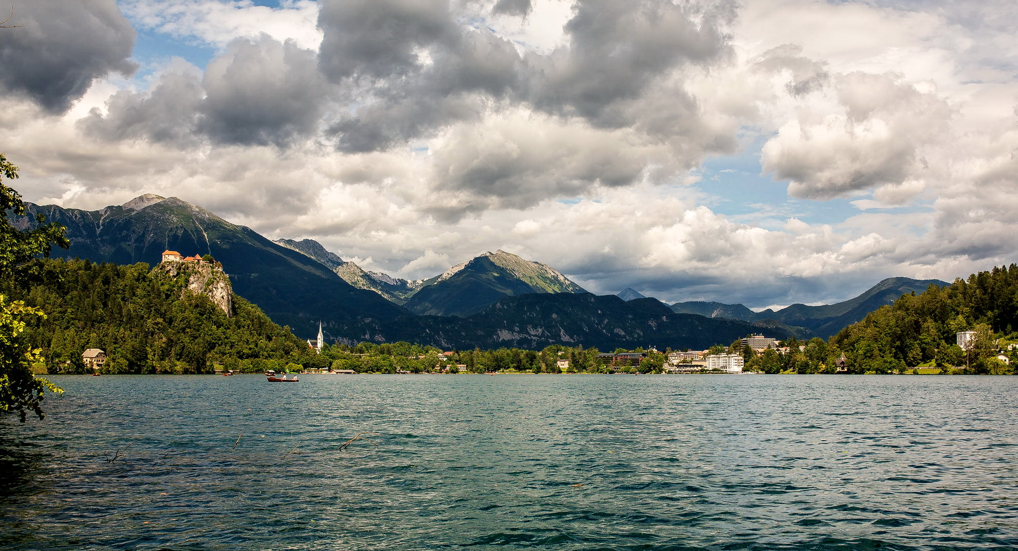 The Alps 2014,Slovenia-Bled