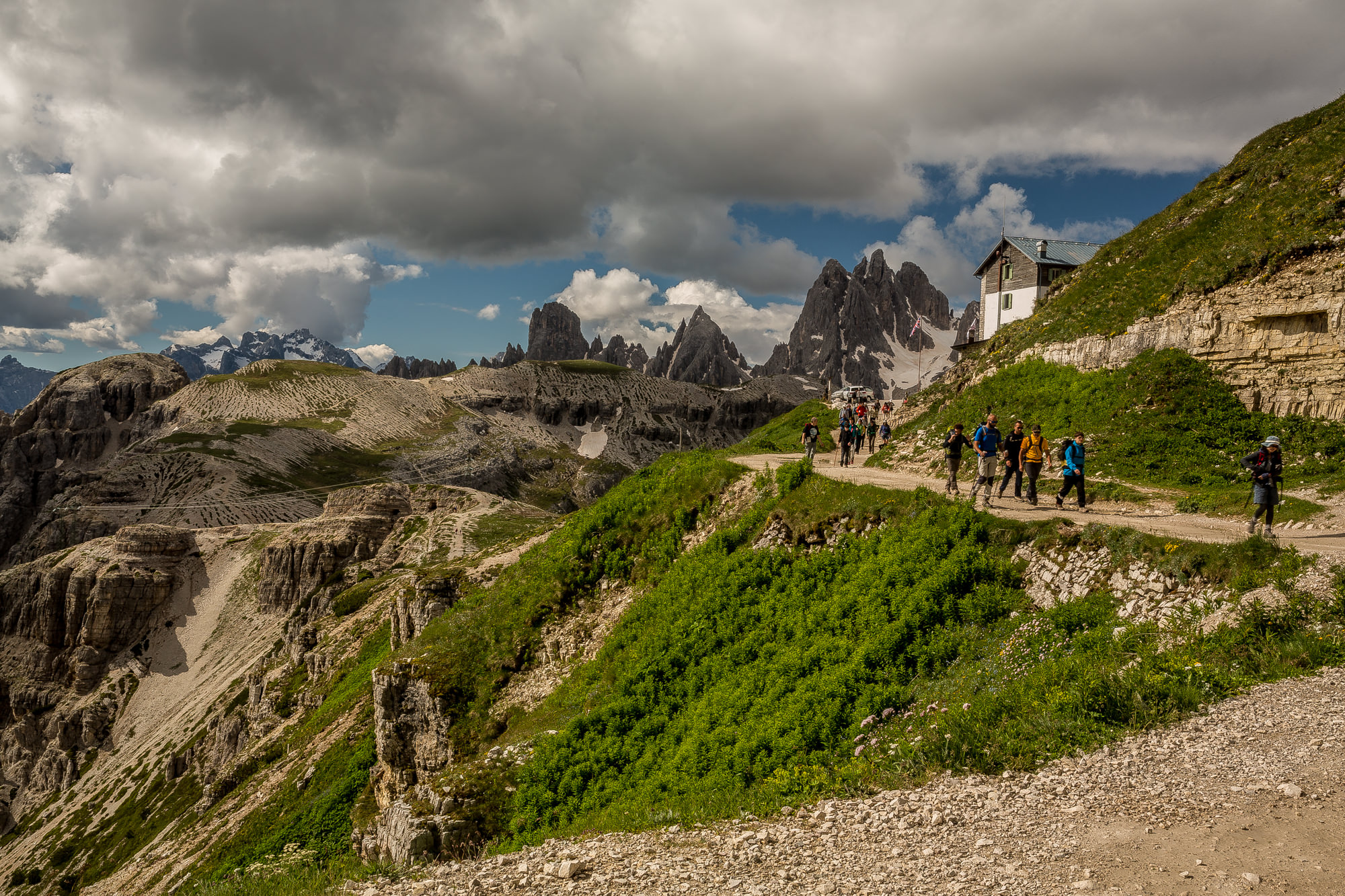 The Alps 2014-Italy-Dolomites 11
