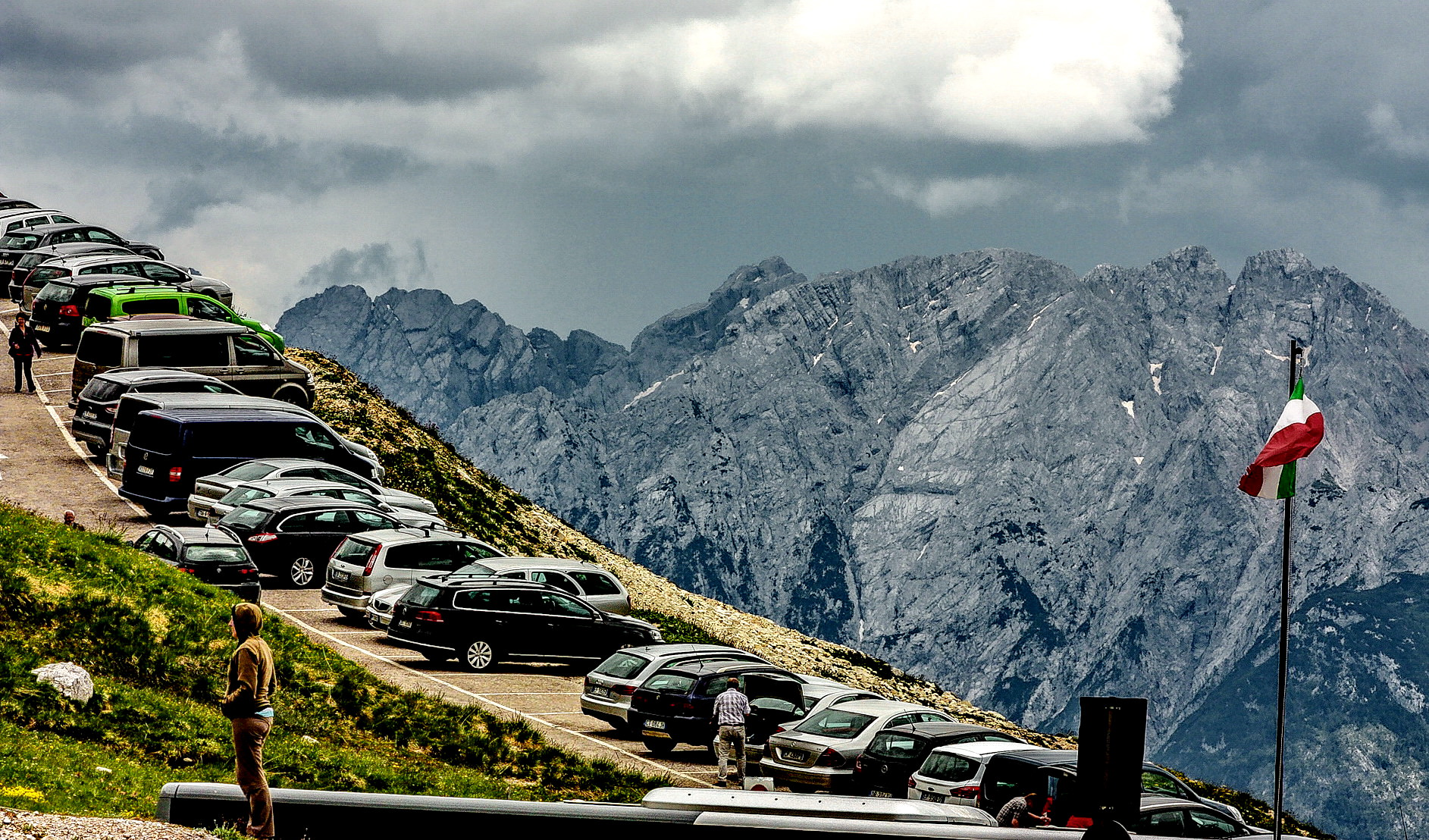 The Alps 2014-Italy-Dolomites 13