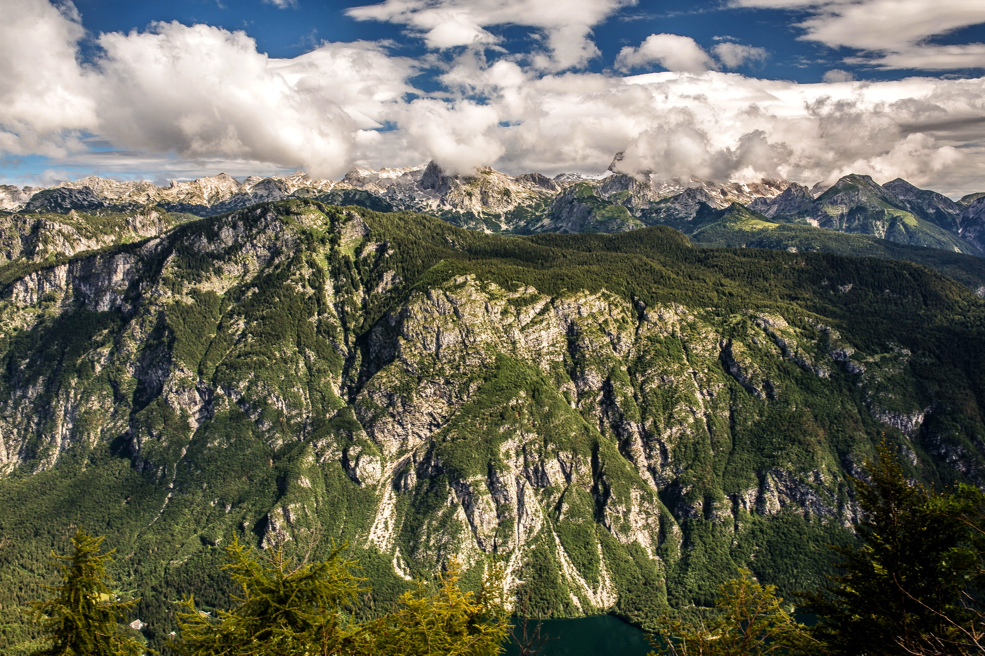 The Alps 2014-Slovenia-Triglav