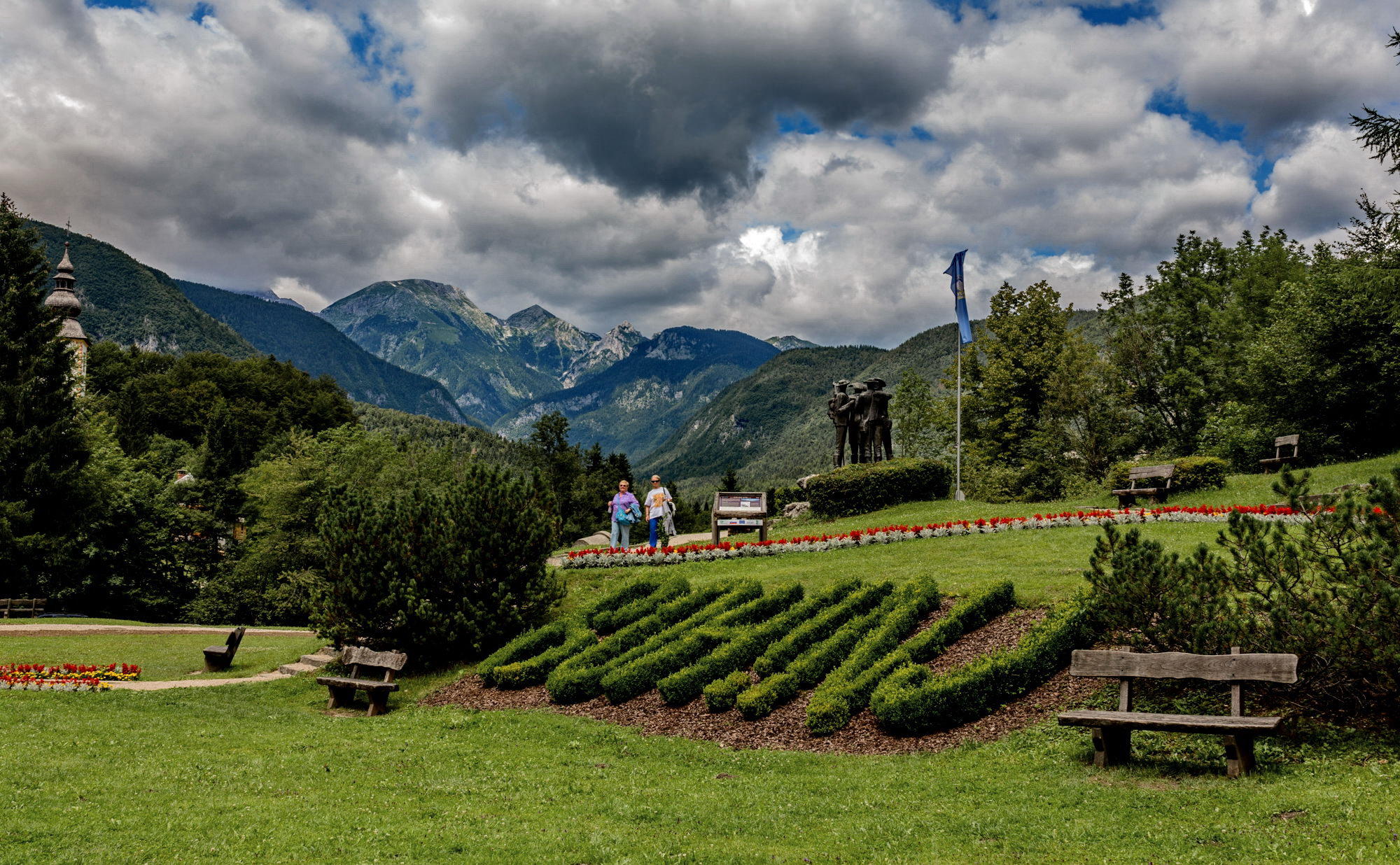 The Alps 2014-Slovenia-Bohinj