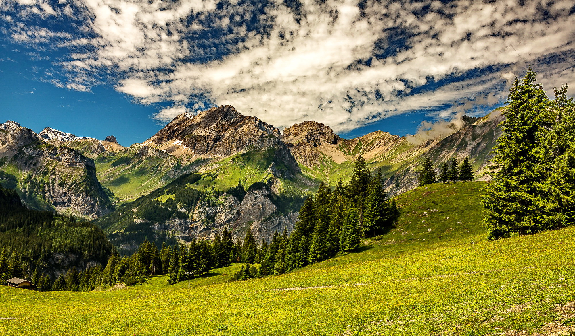 The Alps 2014-Switzerland-Kandersteg 4