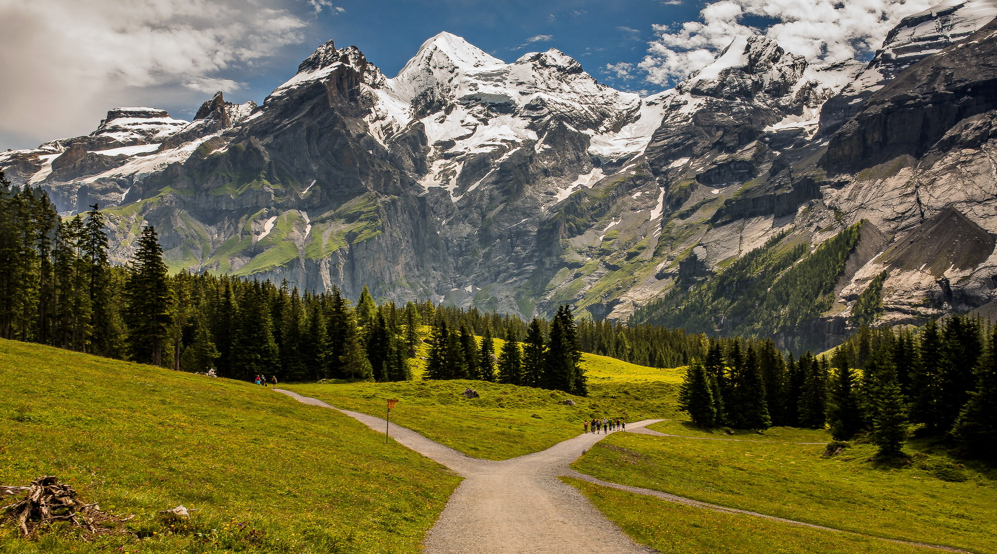 The Alps 2014-Switzerland-Kandersteg 7