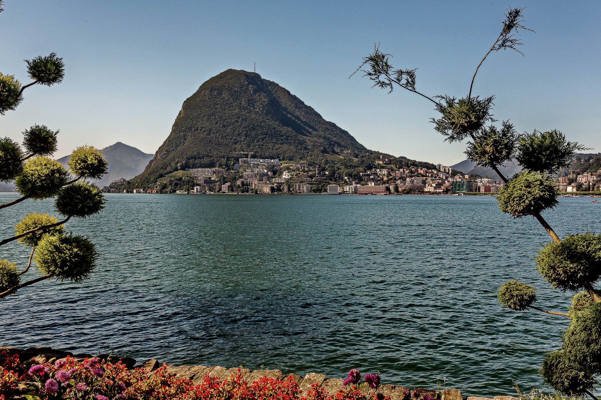 The Alps 2014 Switzerland Lugano