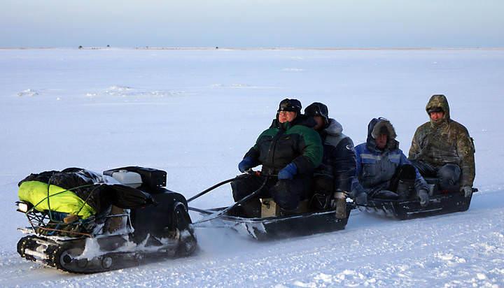 Северодвинск рыбалка на севере
