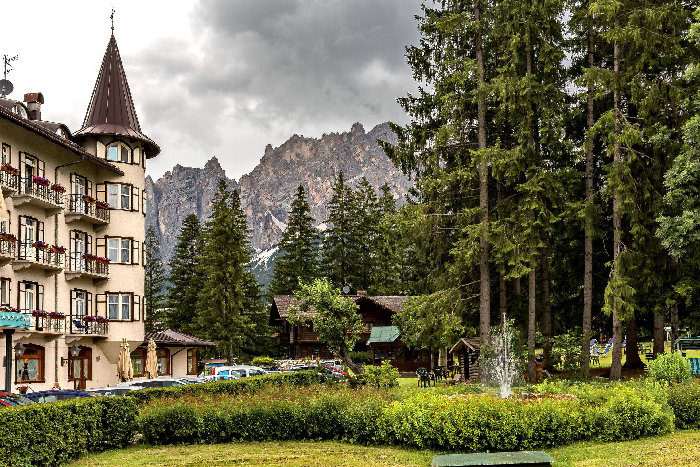 The Alps 2014 Italy Cortina dAmpezzo 6