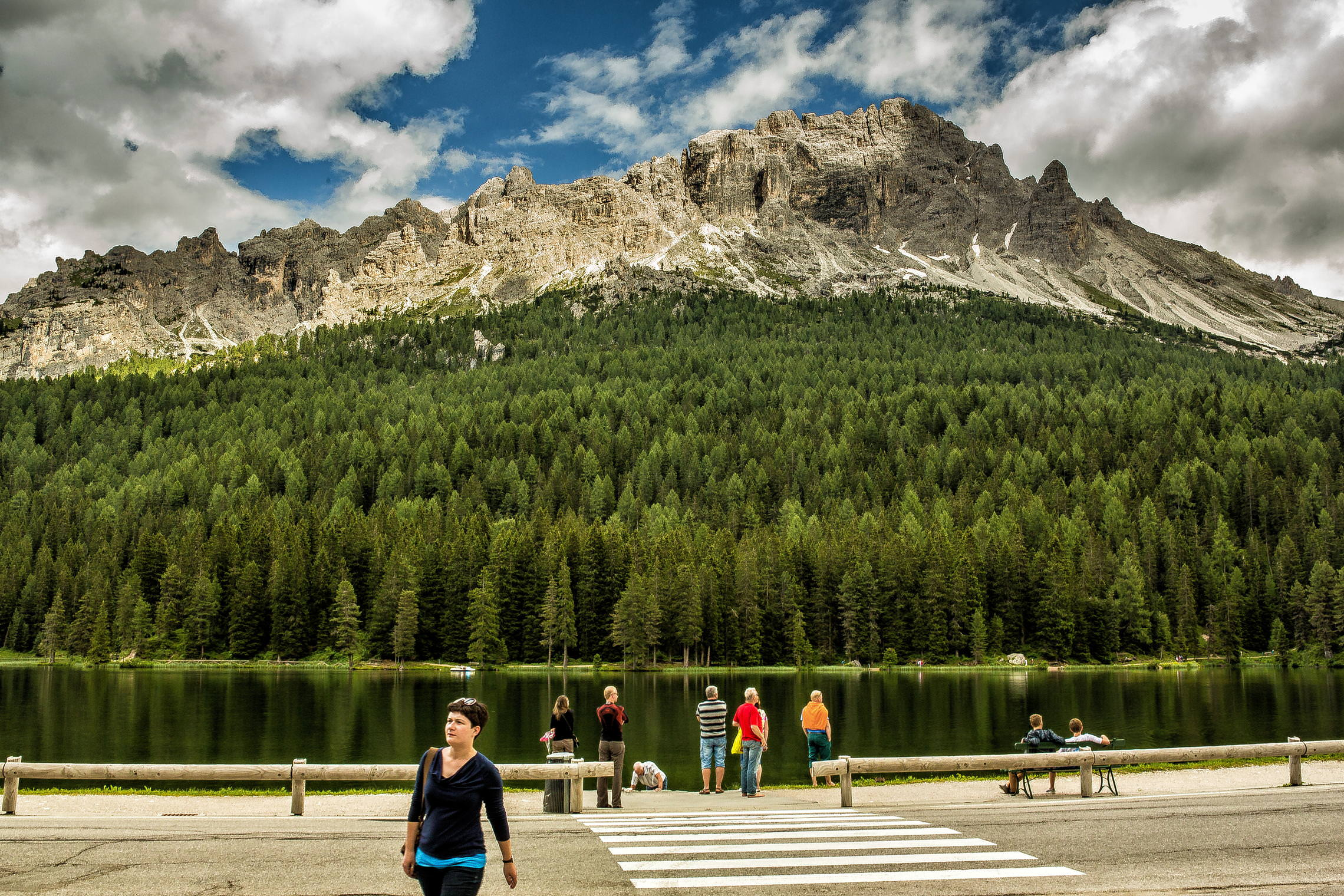 The Alps 2014 Italy Misurina 2