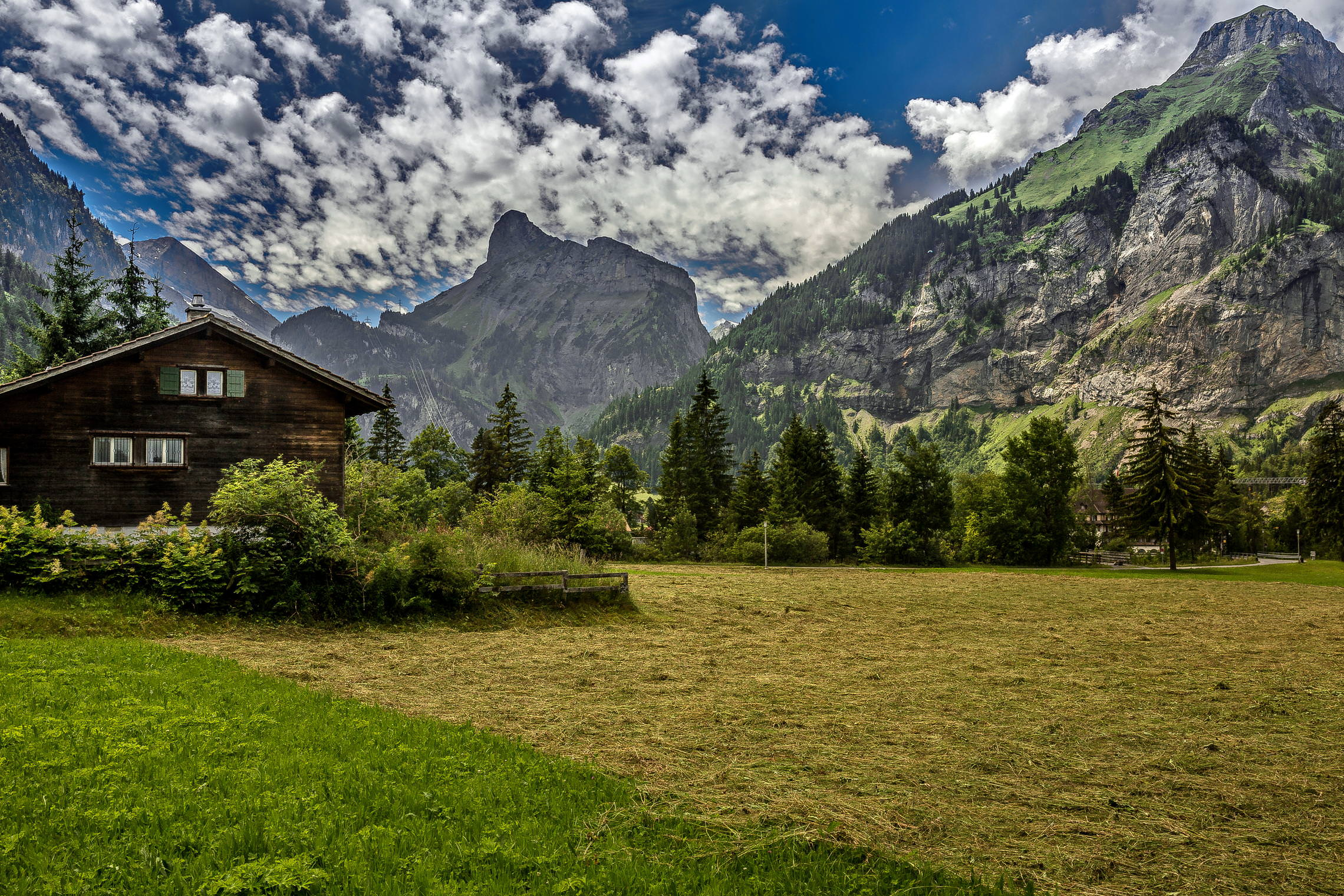 The Alps 2014 Switzerland Kandersteg 23