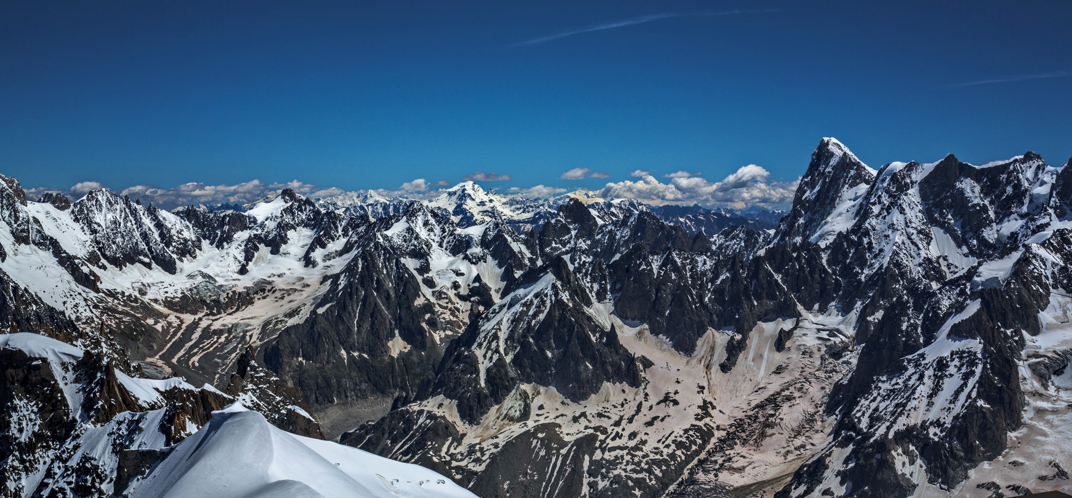 The Alps 2014 France Montblanc 14