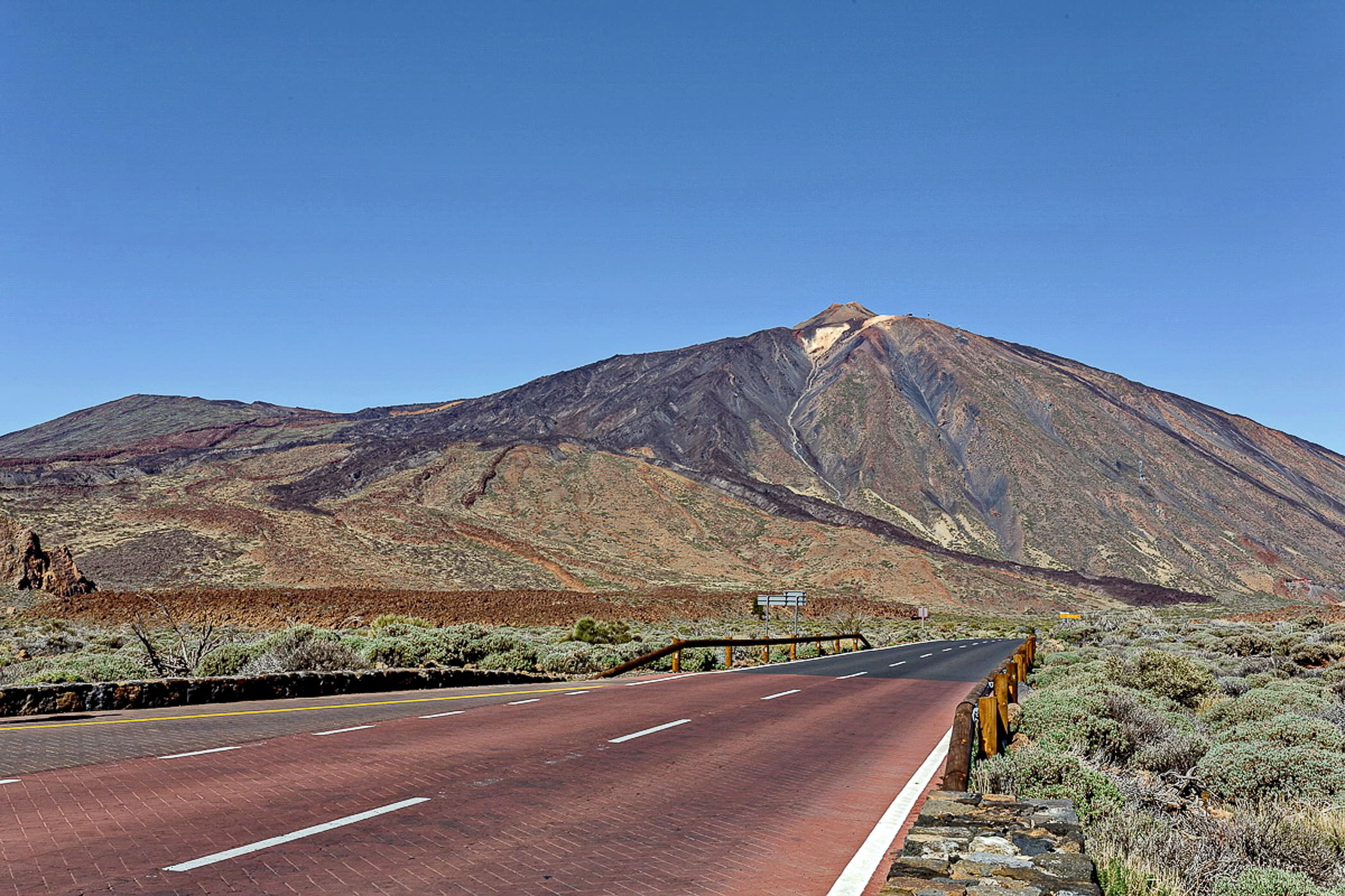 Spain 2015 Canary Tenerife Teide