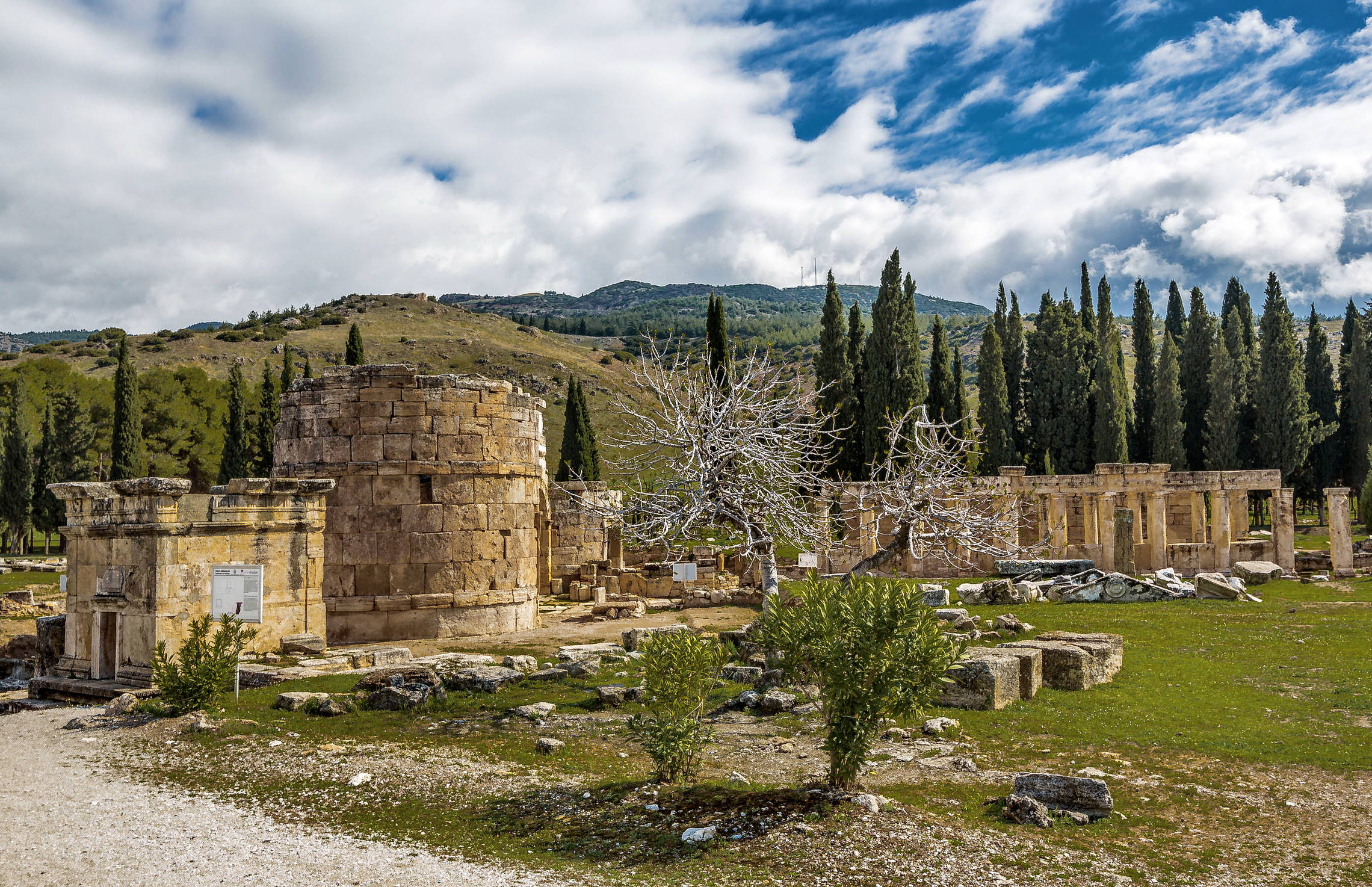 Turkey 2016 Hierapolis 3