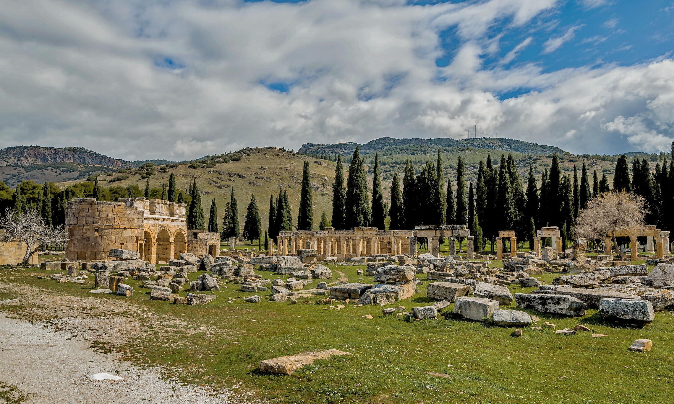 Turkey 2016 Hierapolis 6