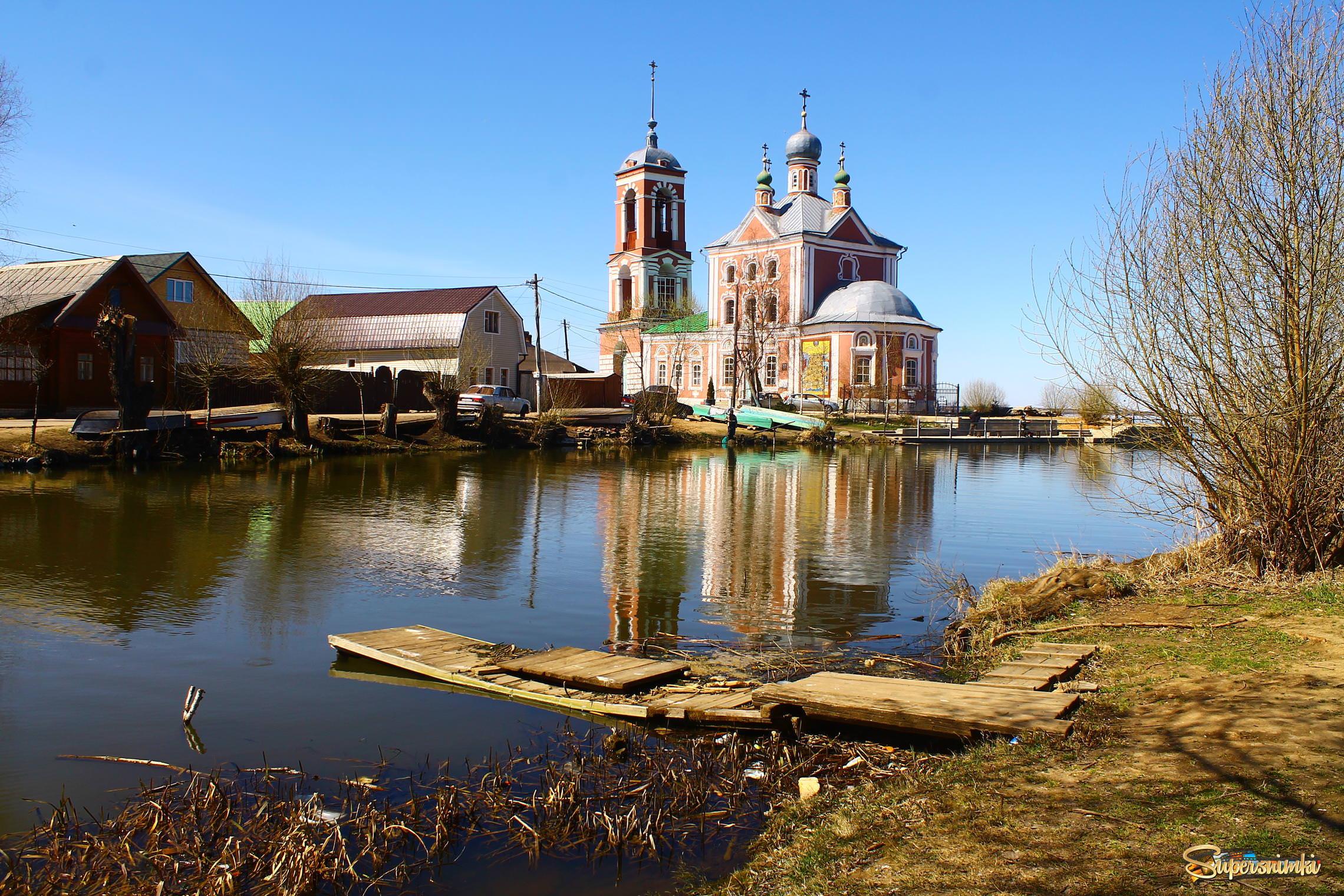 погода в апреле переславль залесский и снимки фото представляет себя дсп