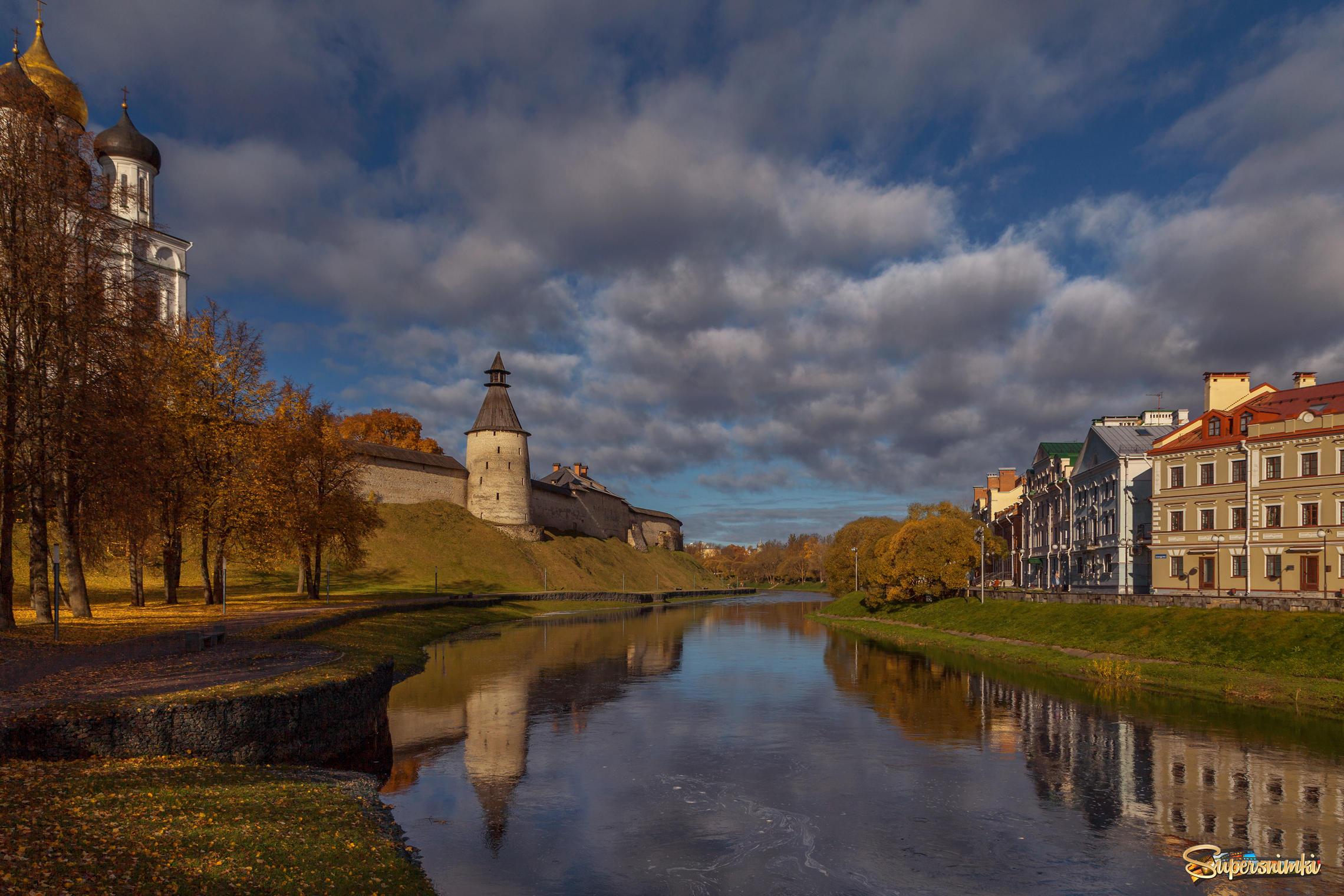 Осень в городе...   Фотосайт СуперСнимки.Ру