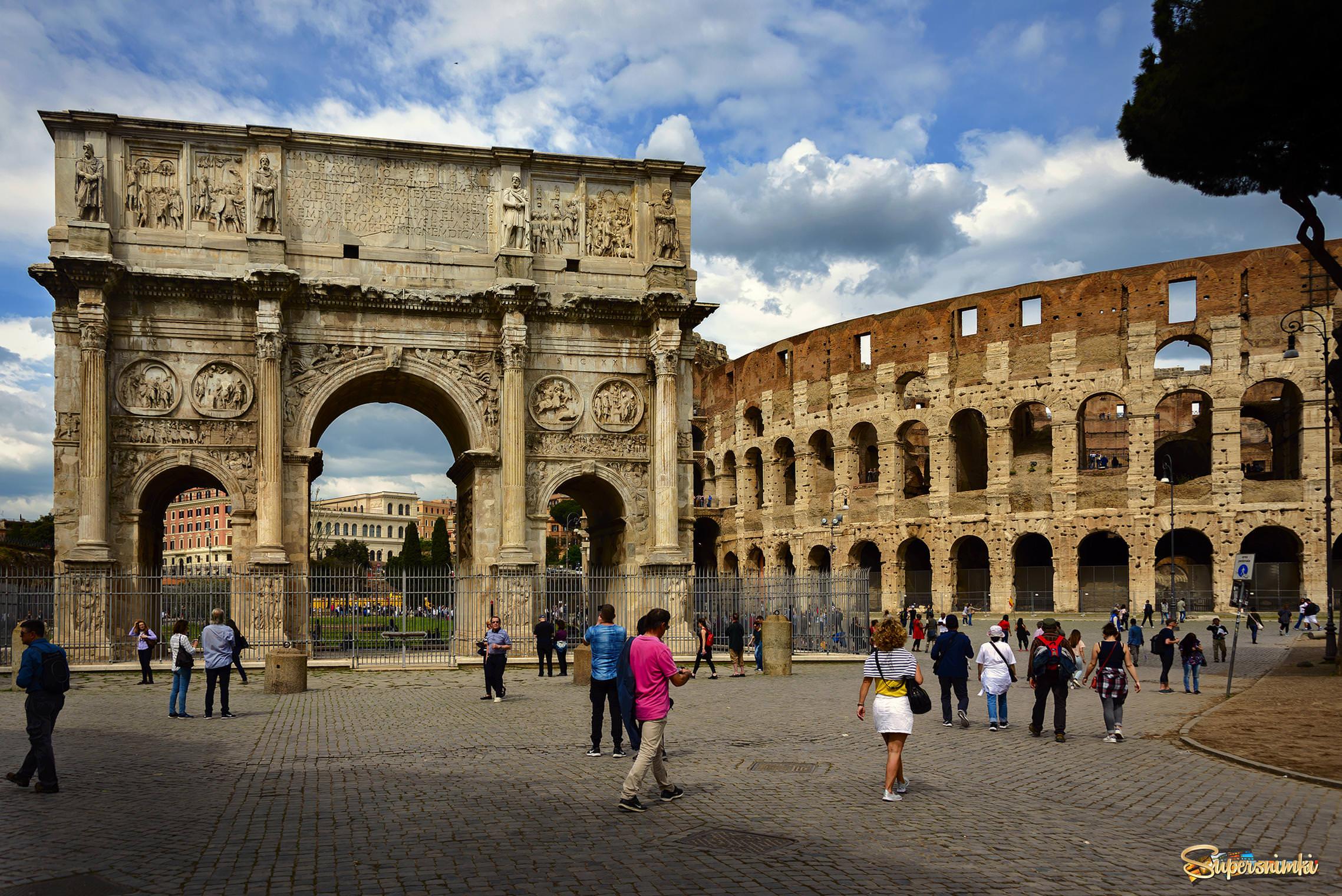 древний рим архитектура кратко фото считаете