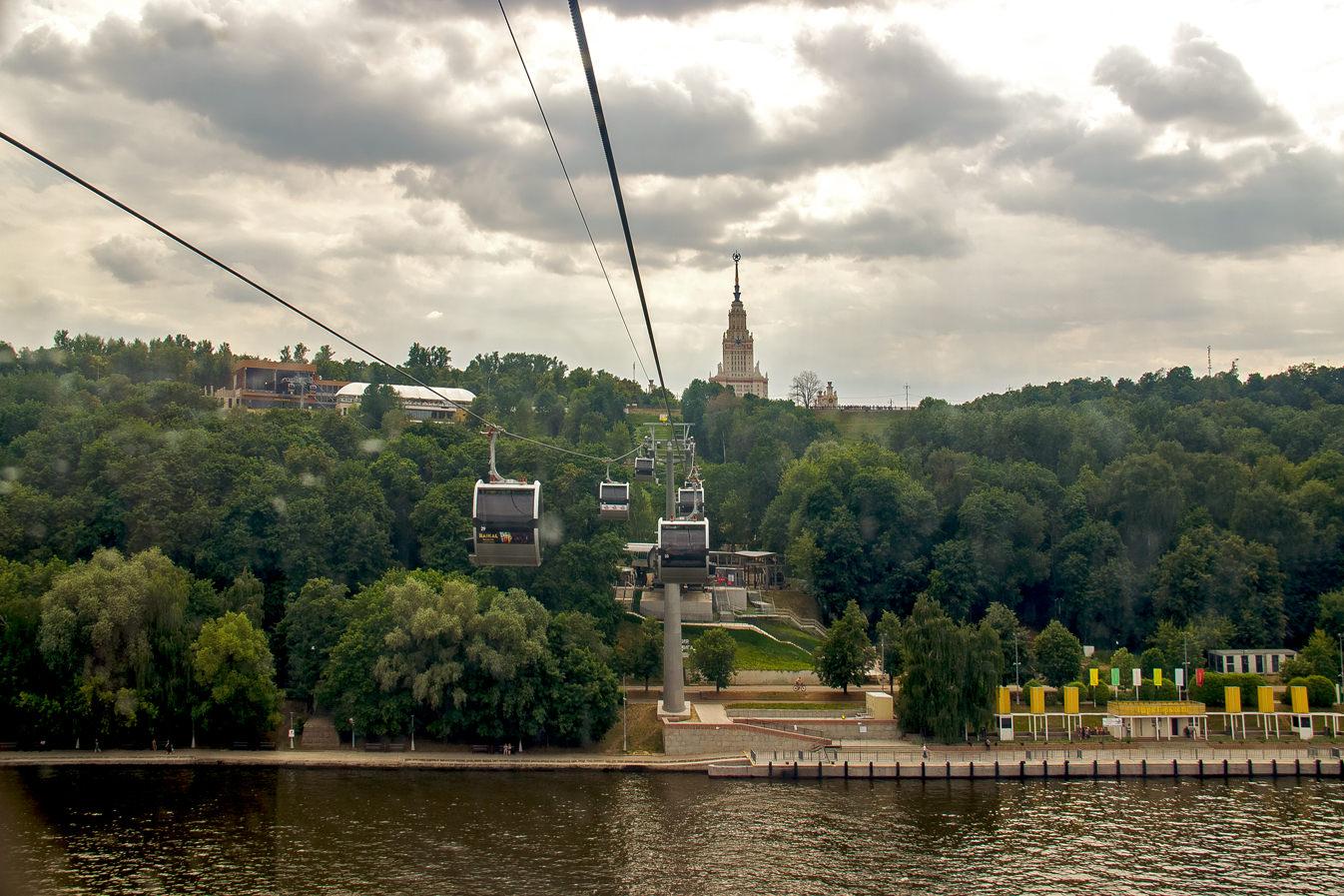 проповедь воробьевы горы москва река фото пластик