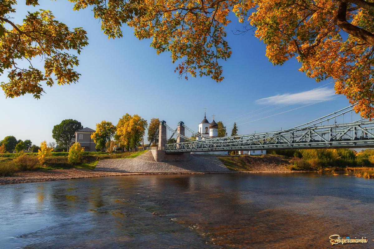 В городе осень...   Фотосайт СуперСнимки.Ру